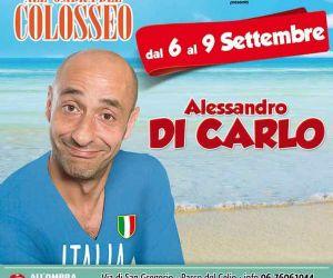 Spettacoli - Alessandro Di Carlo all'Ombra del Colosseo