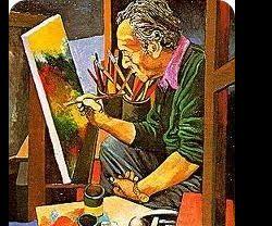 Mostre - Cento dipinti di Renato Guttuso in mostra al Vittoriano