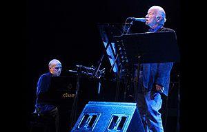 """Concerti: Gino Paoli e Danilo Rea """"due come noi che..."""""""