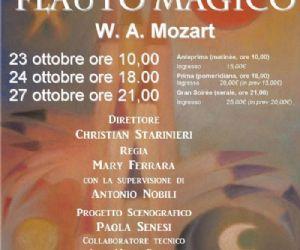 Spettacoli: FLAUTO MAGICO, Die Zauberflöte  W. A. Mozart
