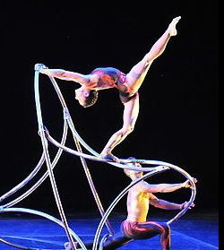 Spettacoli: Momix al Teatro Olimpico