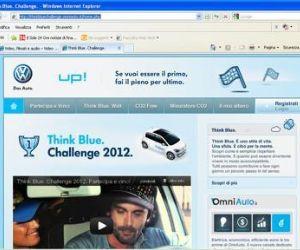 Altri eventi: Think Blue. Challenge 2012: vince chi consuma meno