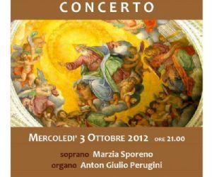 Concerti: Concerto nella parrocchia di San Francesco a Ripa