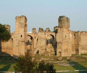 Altri eventi: Le Terme di Caracalla: mens sana in corpore sano
