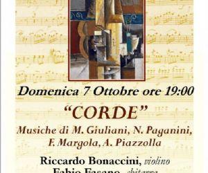 Concerti: Nuovo concerto della stagione concertistica Musica 2012 - 13