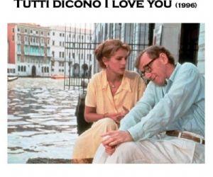 Spettacoli: Per la Rassegna Cinematografica WOODY ALLEN STORY: TUTTI DICONO I LOVE YOU Proiezione Cinematografica