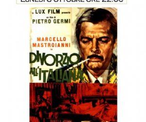 Spettacoli: Rassegna Cinematografica GRANDE CINEMA ITALIANO: DIVORZIO ALL'ITALIANA