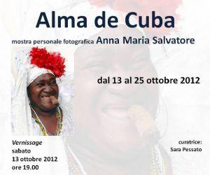 Mostre: Mostra fotografica di Anna Maria Salvatore: Alma de Cuba