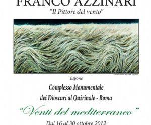 Mostre - ''Venti del Mediterraneo'' di Franco Azzinari