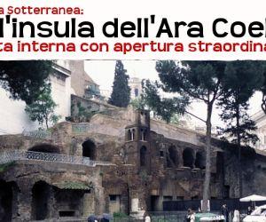 Visite guidate - ROMA SOTTERRANEA: L'INSULA DELL'ARA COELI ALLE PENDICI DEL CAMPIDOGLIO