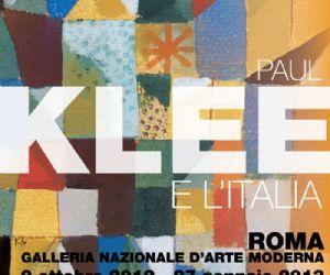 Mostre: Paul Klee alla Galleria Nazionale d'arte moderna