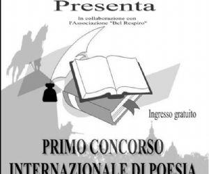 """Altri eventi - Premiazione del Primo Concorso Internazionale di Poesia """"Quelli che a Monteverde"""""""