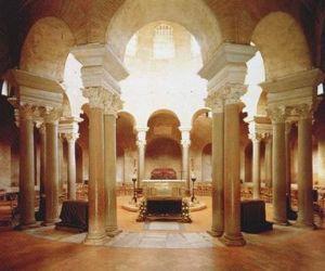 Visite guidate: Visita guidata alla basilica di S. Agnese e il Mausoleo di S.Costanza