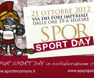 Altri eventi: SPQR Sport day a Via dei Fori Imperiali