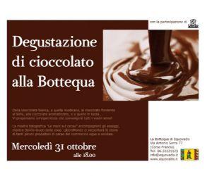 Sagre e degustazioni: Degustazione di cioccolato equosolidale