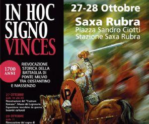 Spettacoli - In hoc signo vinces: dopo 1700 rivive la battaglia tra Costantino e Massenzio