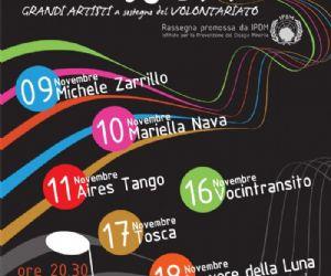 Concerti: EticaMenteMusica ovvero sei appuntamenti con concerti di musica d'autore
