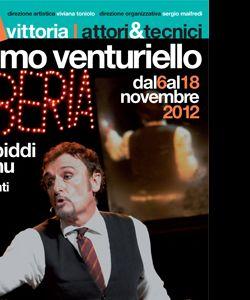 """Spettacoli: Massimo Venturiella al Teatro Vittoria con """"Barberia – Barba, capiddi e mandulinu!"""""""