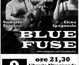 Concerti: Umberto Fracassi alla chitarra e Elena Spagnolo alla voce un viaggio dal traditional blues al rock