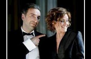 Concerti: Irene Grandi (voce) e Stefano Bollani (pianoforte) all'Auditorium Parco della Musica
