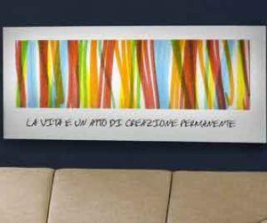 Gallerie: Esposizione di manifesti pittorici dipinti a mano