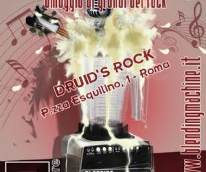 Concerti - Blending Machine live@Druid's Rock