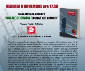"""Libri - WWF Lazio presenta """"Natale De Grazia. Le navi dei veleni"""". La graphic novel"""