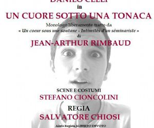 Spettacoli - Un cuore sotto una tonaca alla Casa delle Culture di Roma