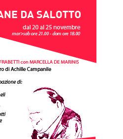 Spettacoli - Campane da salotto - il Teatro di Achille Campanile