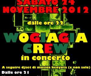 """Concerti: WOGIAGGIA, REGGAE SOLIDALE A ROMA - Il concerto sarà a favore del progetto """"La voce dello Slum"""""""