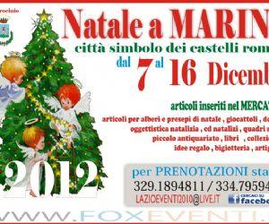 Fiere: Natale a Marino