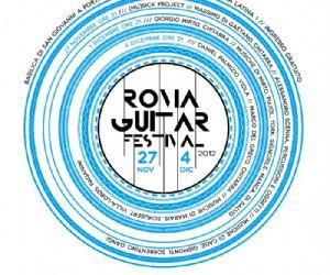 Concerti: ROMA GUITAR FESTIVAL - Prima edizione