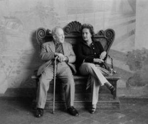 Mostre: Visitors book. Ospiti a casa Praz. Ritratti fotografici di Milton Gendel, lettere, dediche e recensioni