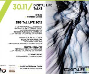 Serate: DIGITAL LIVE