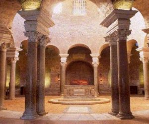 Visite guidate: Visite guidate: Sant'Agnese fuori le mura e Mausoleo di Santa Costanza