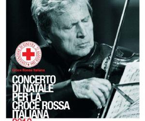 Concerti: Uto Ughi e i Filarmonici di Roma CONCERTO DI NATALE PER LA CROCE ROSSA ITALIANA