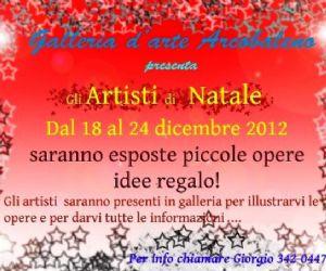 Gallerie: Gli Artisti di Natale