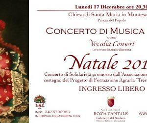 Concerti: CONCERTO DI MUSICA SACRA Coro Vocalia Consort diretto dal M° Marco Berrini a Piazza del Popolo