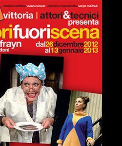 """Spettacoli: A Teatro della Vittoria """"Rumori fuori scena"""" festeggia i trent'anni dal debutto italiano"""