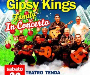 Concerti: Gipsy King Family in concerto