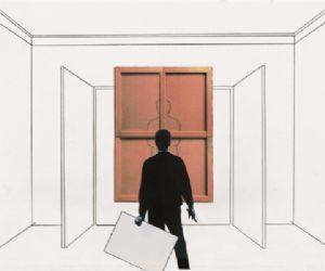 Gallerie: Giulio Paolini. Sulla soglia, Giacomo Guidi Arte Contemporanea dal 15 febbraio 2013