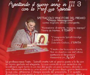 Capodanno: Il Teatro dell'Orologio è lieto di invitarvi Lunedi 31 Dicembre all'evento speciale di Capodanno