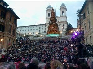"""Concerti: Un sabato speciale quello di oggi 5 gennaio a piazza di Spagna - """"Toccata & Fuga"""" dedicata al bicentenario di Giuseppe Verdi"""