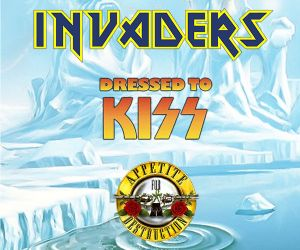 Concerti: Invaders, Dressed to Kiss e Appetite for Destruction