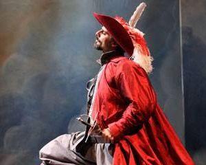 Spettacoli: Alessandro Preziosi in Cyrano de Bergerac