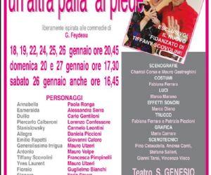 Spettacoli - Al Teatro San Genesio La Compagnia La Gaffe interpreta Un'altra palla al piede