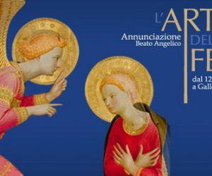 Mostre: L'Annunciazione del Beato Angelico alla Galleria Borghese