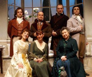 Spettacoli - Al Teatro San Paolo la Compagnia dei Borghi presenta Ragione e il Sentimento