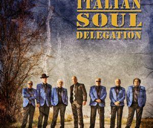 Concerti - FULVIO TOMAINO & ITALIAN SOUL DELEGATION Lunedì 28 Gennaio al Teatro Ambra alla Garbatella