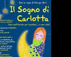 Spettacoli: Il Sogno di Carlotta al Teatro Trastevere
